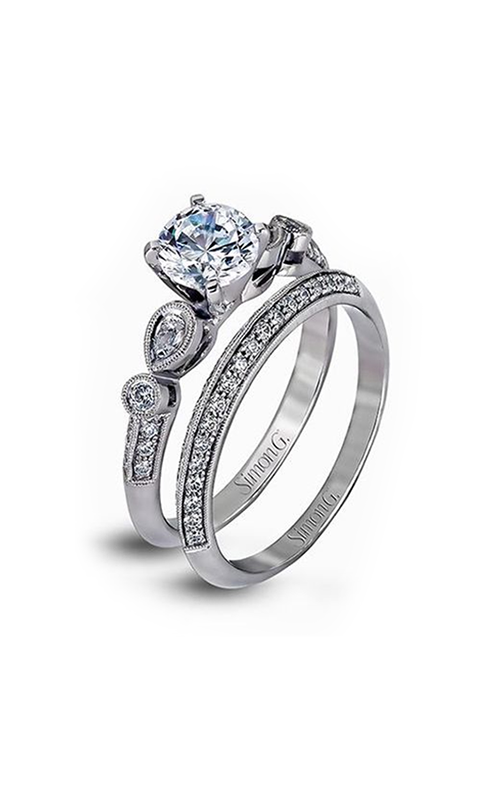 Simon G Delicate Engagement ring LP1145-D product image