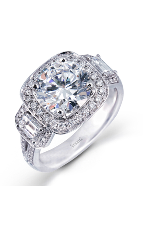 Simon G Passion Engagement ring TR396 product image