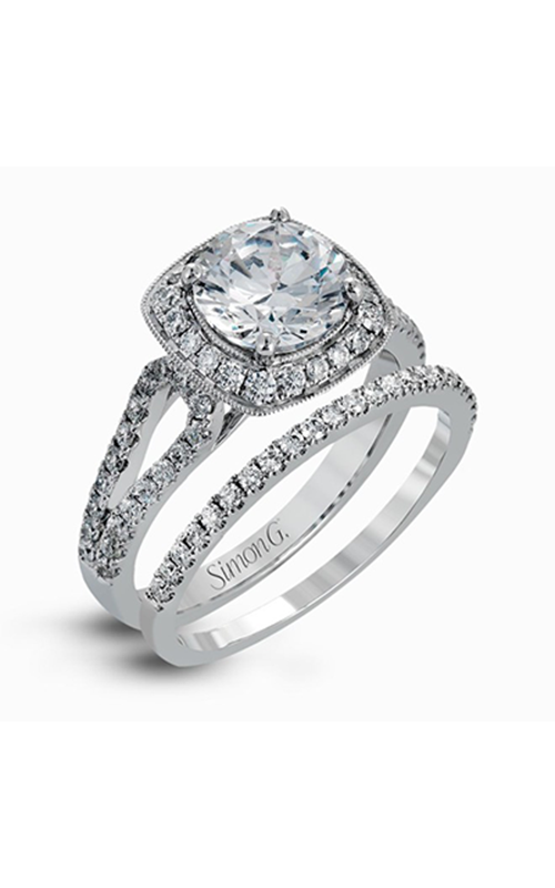 Simon G Passion Wedding Set TR585 product image