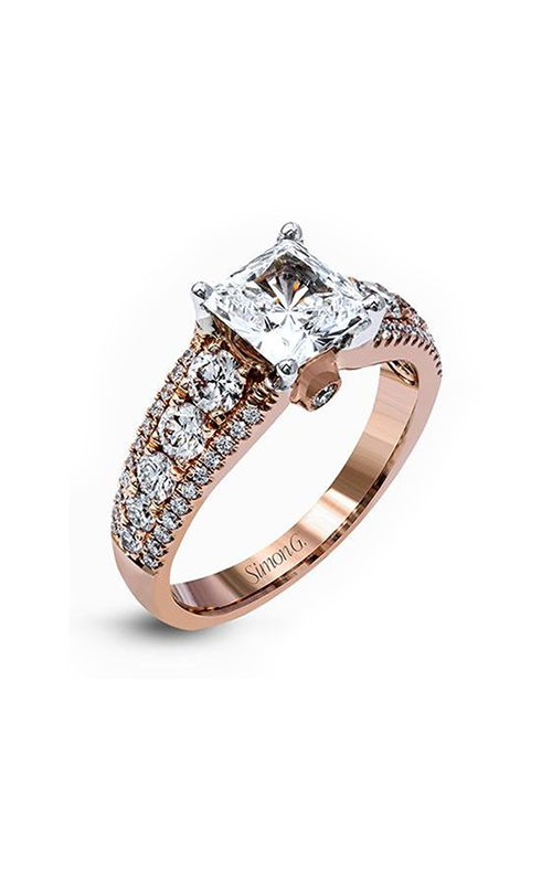 Simon G Vintage Explorer Engagement ring MR2398 product image