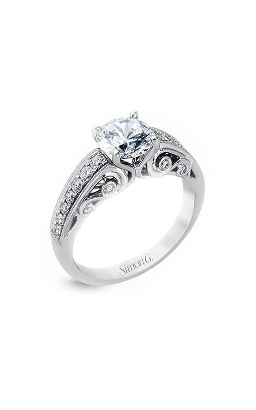 Simon G Vintage Exlporer Engagement Ring MR2415 product image