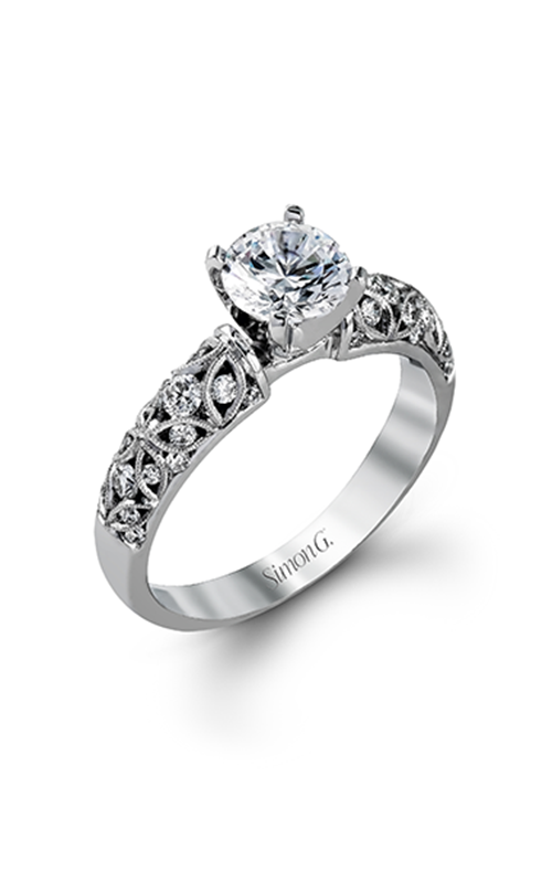 Simon G Delicate Engagement Ring LP1582-D product image
