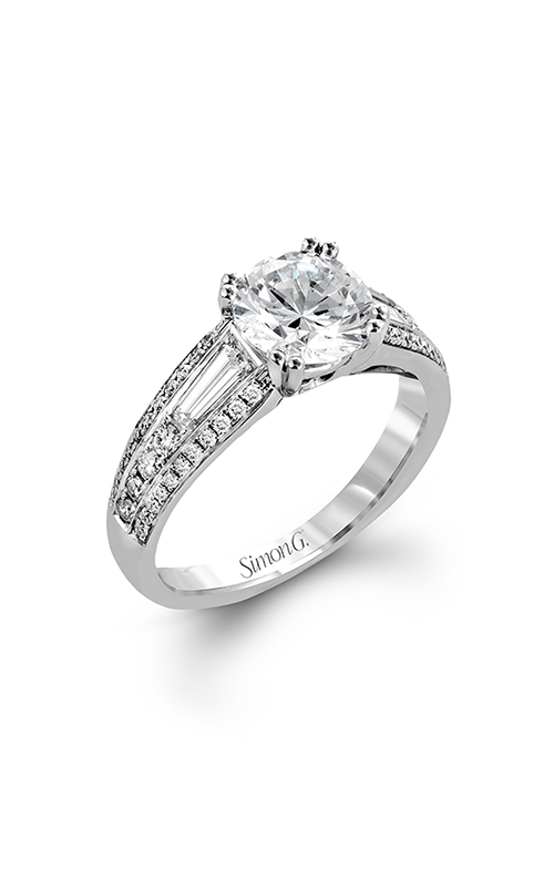 Simon G Modern Enchantment Engagement Ring MR2628-A product image
