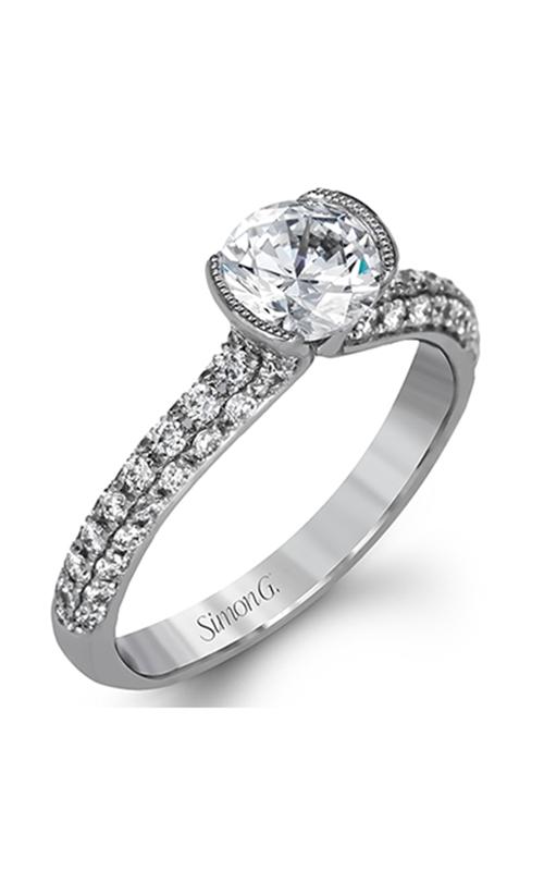Simon G Modern Enchantment Engagement ring TR583 product image