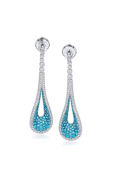Simon G Midnight Earrings LP4315 product image