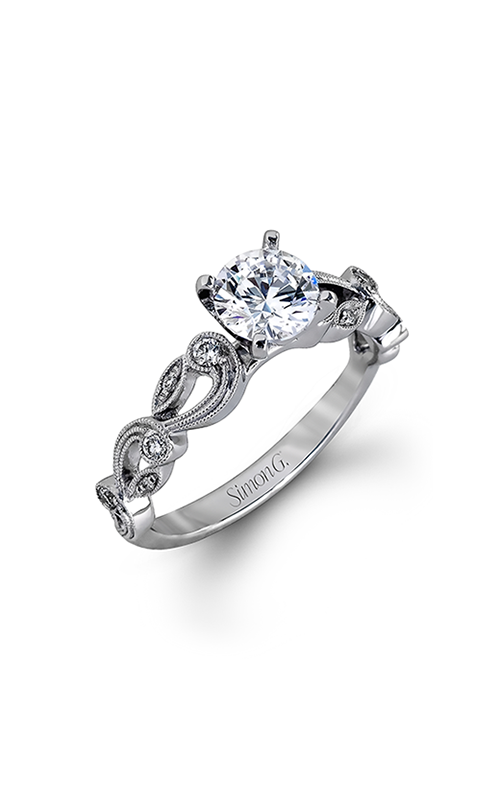 Simon G Vintage Explorer Engagement ring TR473 product image