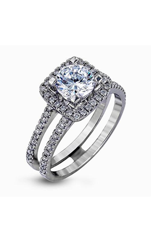 Simon G Classic Romance Engagement ring TR128 product image