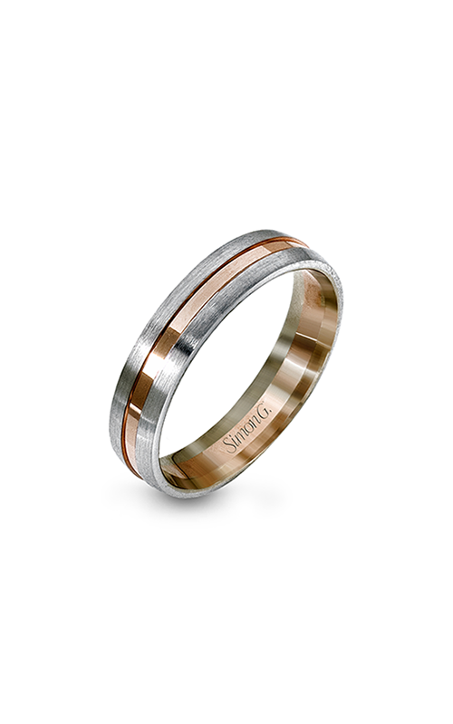 Simon G Men Collection Wedding Band LG107 product image