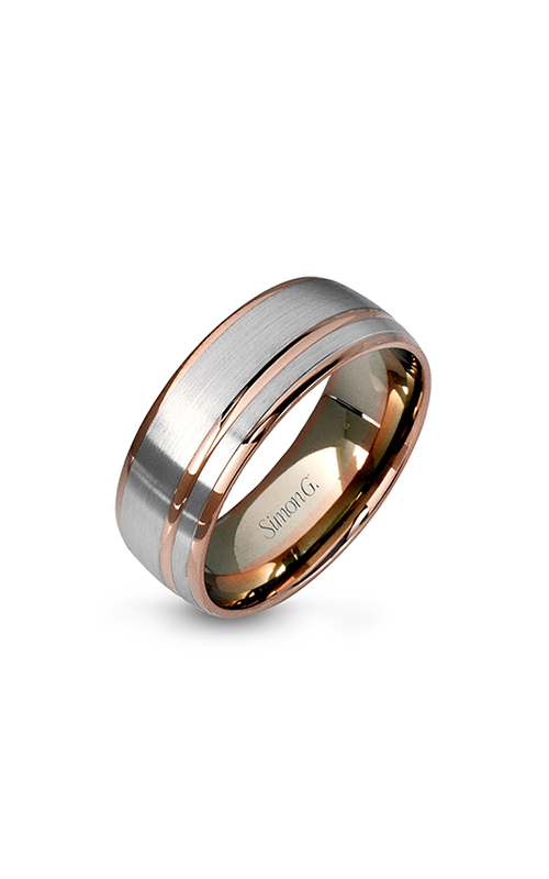 Simon G Men's Wedding Bands LG117 product image