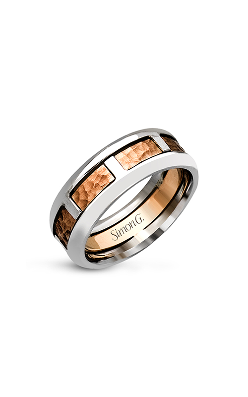 Simon G Men's Wedding Bands LP2180 product image