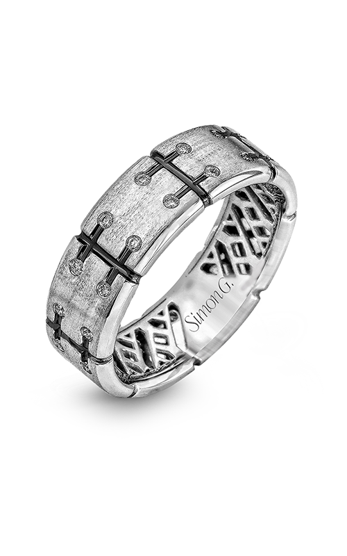 Simon G Men's Wedding Bands MR2331 product image
