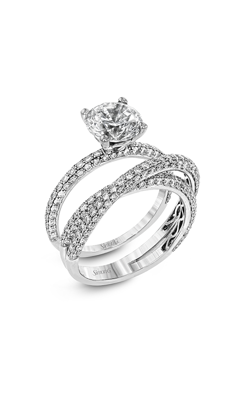 Simon G Classic Romance Wedding Set MR1577 product image