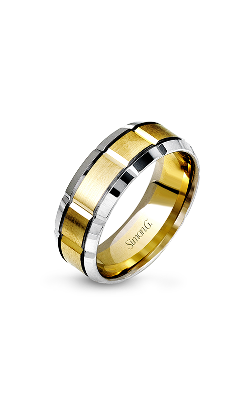 Simon G Men's Wedding Bands LG112 product image