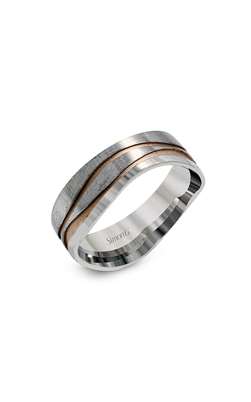 Simon G Men's Wedding Bands MR2656 product image