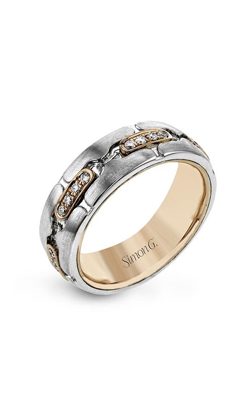 Simon G Men's Wedding Bands LP2277-B product image