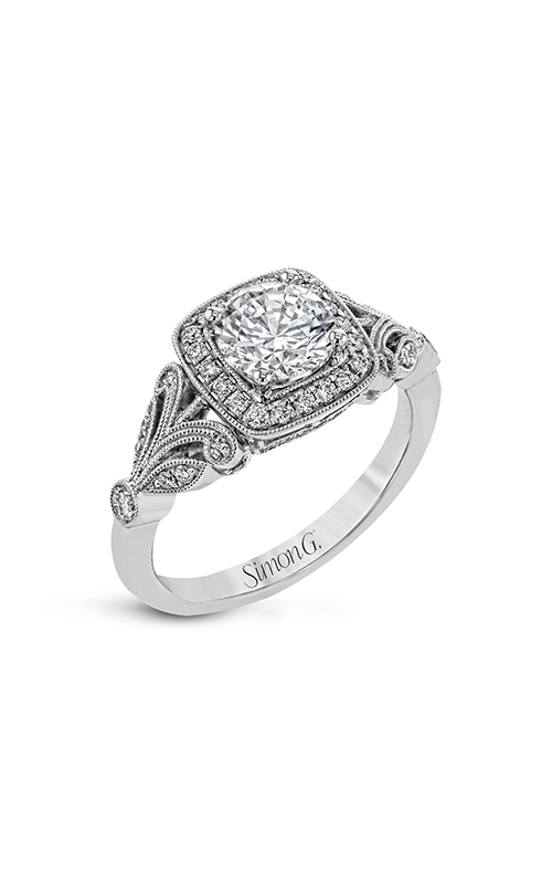 Simon G Vintage Explorer Engagement ring TR674 product image