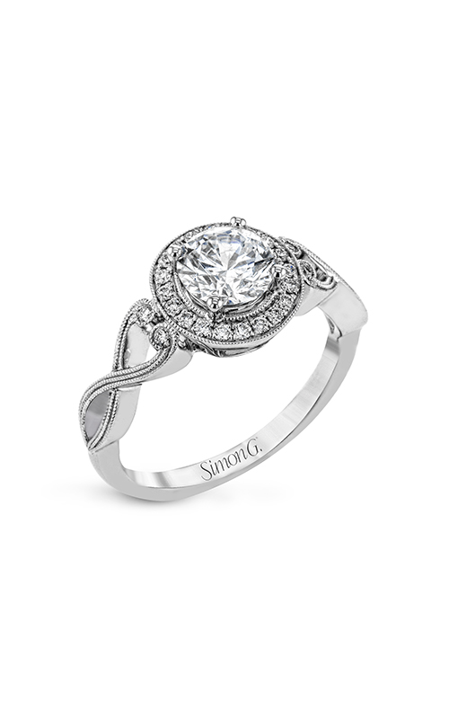 Simon G Vintage Explorer Engagement ring TR686 product image