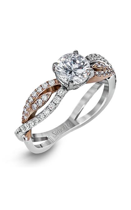 Simon G Classic Romance Engagement ring DR352 product image