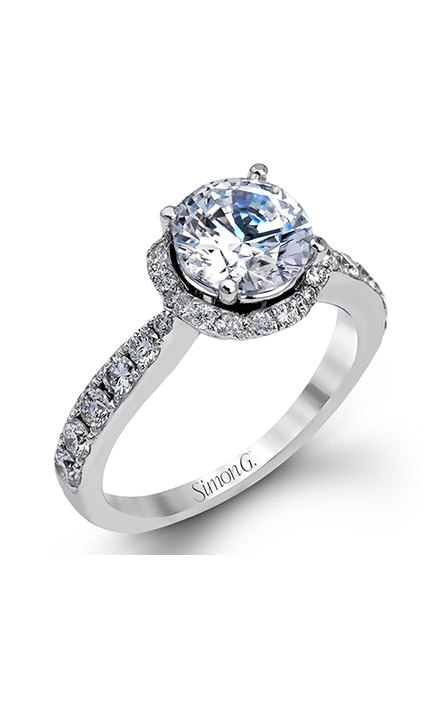 Simon G Passion engagement ring DR325 product image