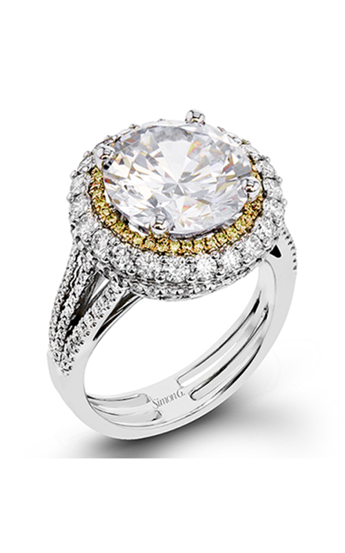Simon G Vintage Explorer Engagement ring MR2641 product image