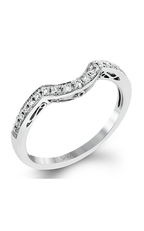 Simon G Nocturnal Sophistication Wedding Band MR1708 product image