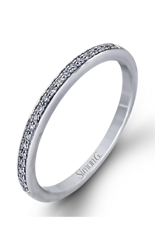 Simon G Delicate Wedding Band MR1549-D product image