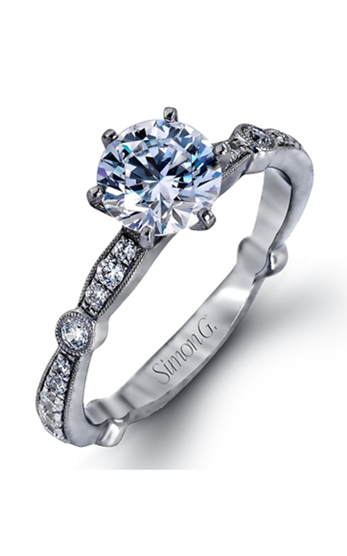 Simon G Vintage Explorer Engagement Ring MR1546 product image