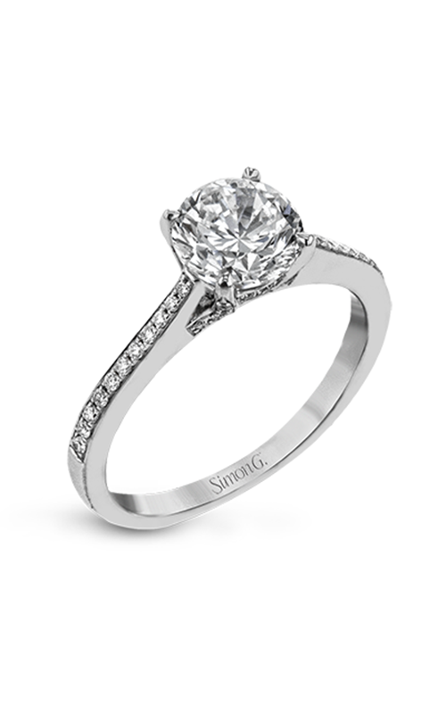 Simon G Vintage Explorer Engagement Ring TR713 product image