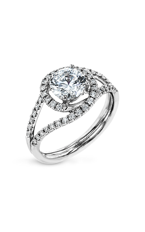 Simon G Passion Engagement ring CR131-D product image