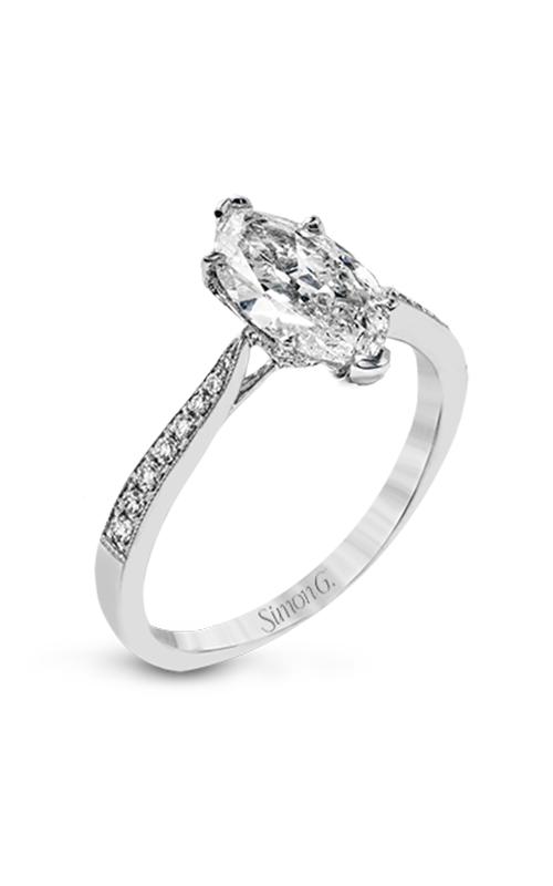 Simon G Classic Romance Engagement ring TR701-MQ product image