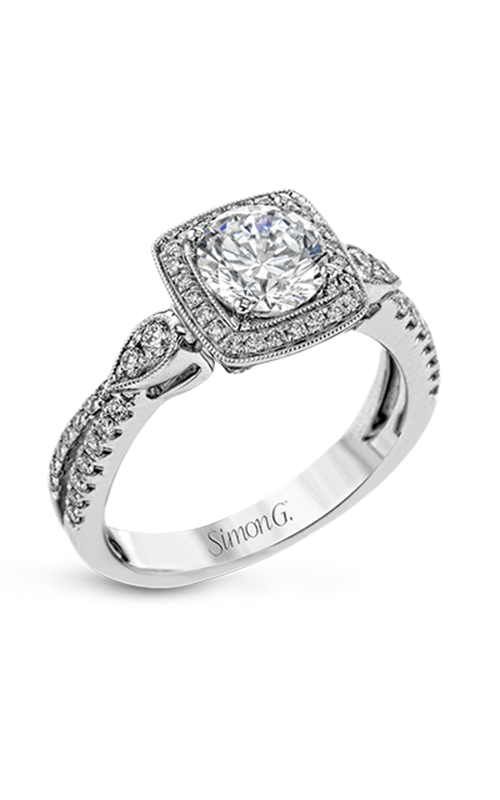 Simon G Vintage Explorer Engagement ring TR687 product image