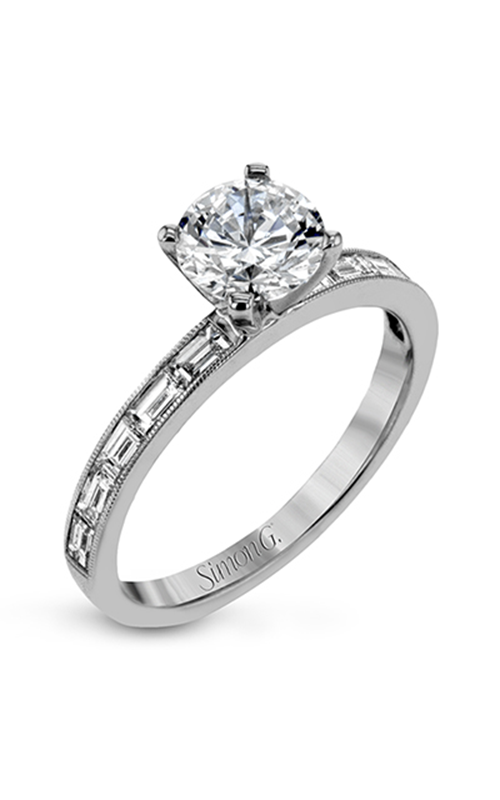 Simon G Vintage Explorer Engagement ring TR670 product image