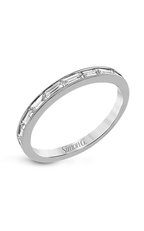 Simon G Vintage Explorer Wedding band TR669 product image