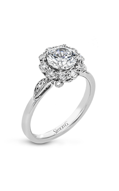 Simon G Vintage Explorer Engagement Ring LR2138 product image