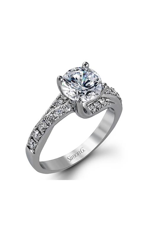 Simon G Classic Romance Engagement ring DR237 product image