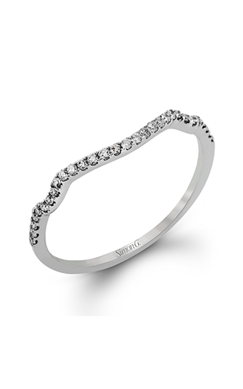 Simon G Delicate Wedding band TR418-D product image
