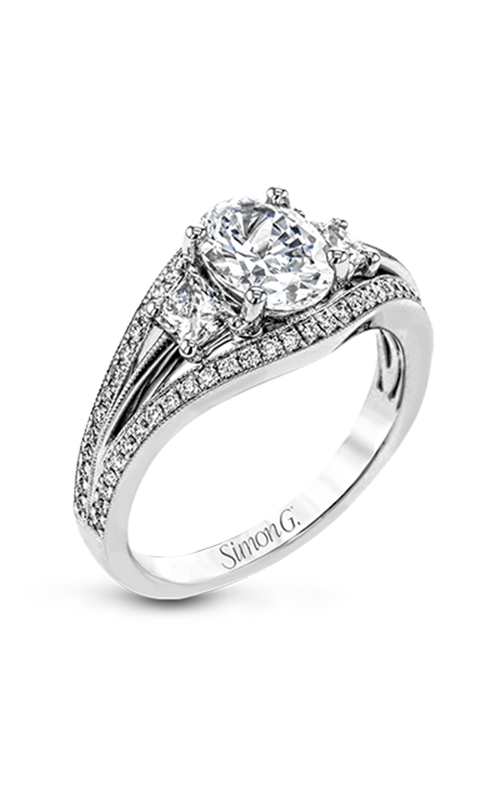 Simon G Vintage Explorer Engagement ring NR529 product image