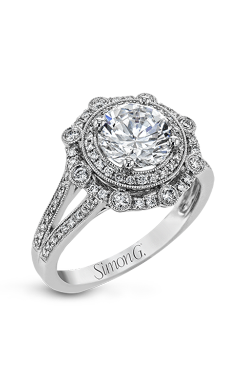 Simon G Vintage Explorer Engagement ring NR525 product image