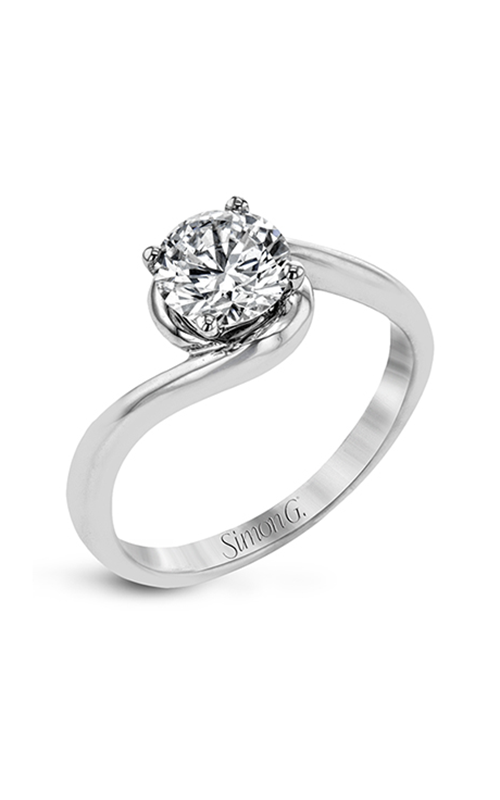 Simon G Solitaire engagement ring MR2958 product image