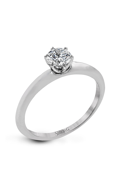 Simon G Solitaire Engagement Ring MR2947 product image