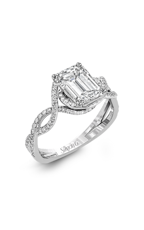 Browse Simon G LP2304-EM Engagement rings | Waterfall Jewelers