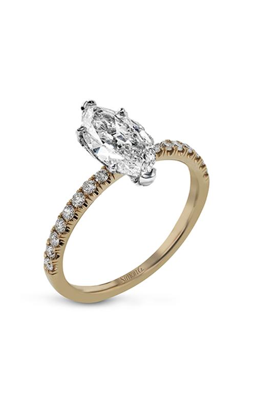 Simon G Classic Romance Engagement ring LR1083-MQ product image