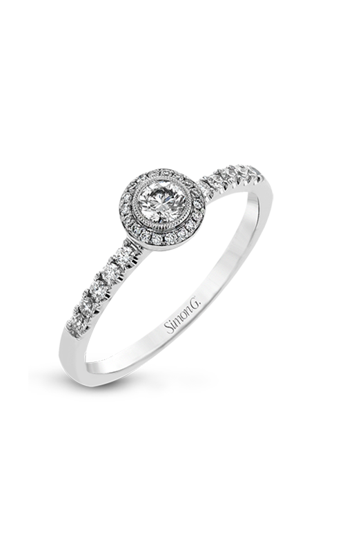 Simon G Delicate Engagement ring LR1100 product image