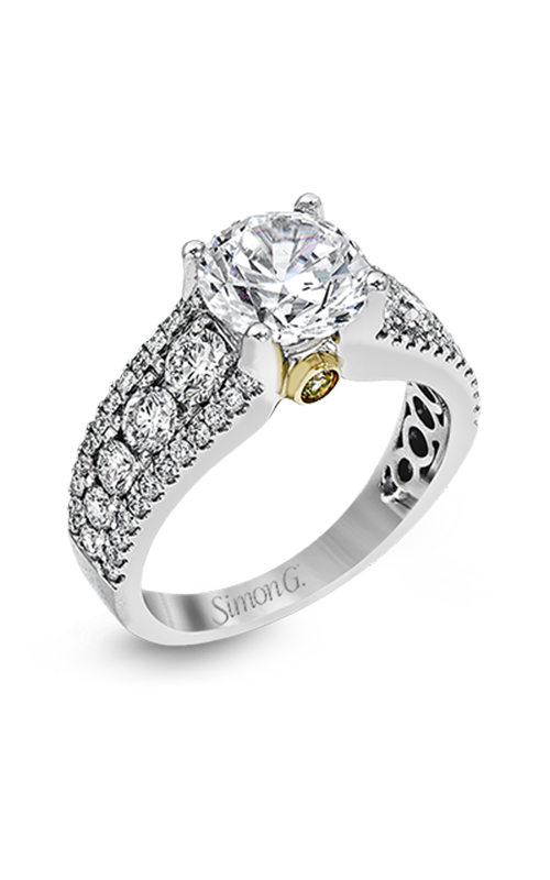 Simon G Vintage Explorer Engagement ring MR1694-A product image