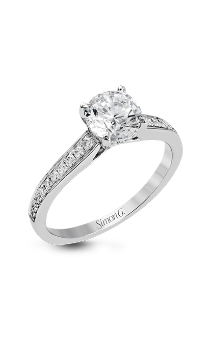 Simon G Classic Romance Engagement Ring MR2713 product image