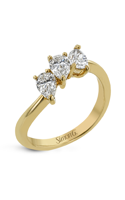 Simon G Classic Romance Fashion Ring LR4774 product image