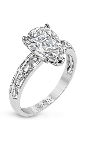 Simon G Solitaire Engagement Ring TR679-PR product image