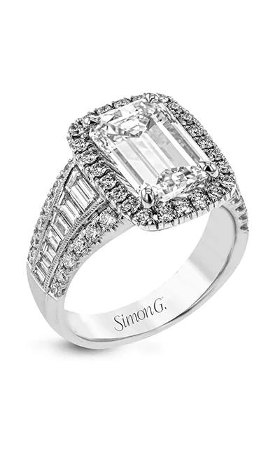 Simon G Passion Engagement Ring LR1164-EM product image