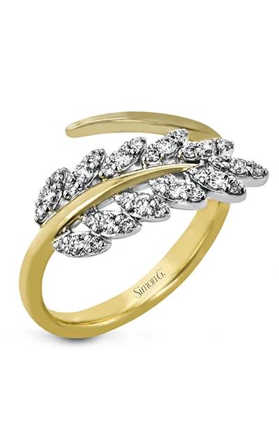 Simon G Fashion Ring MR4091-Y product image