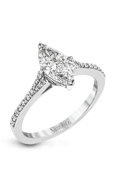 Simon G Engagement Ring LR2507-MQ product image